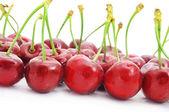 аппетитные вишни — Стоковое фото