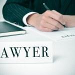 Lawyer — Stock Photo #47746723