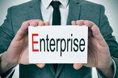 Enterprise — Stock Photo