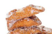 Pestinos, spanish pastries typical in Andalusia — Stock Photo