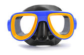 Diving mask — Stock Photo
