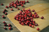 Pink peppercorns — Stock Photo