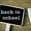 Back to school — Stock Photo #50015671