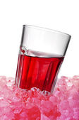 Spanish tinto de verano — Stock Photo