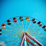 Vintage Ferris wheel — Stock Photo #50428691