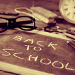 Back to school in duotone — Stock Photo #50938505