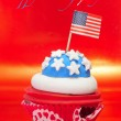 Happy 4th of july — Zdjęcie stockowe #5966101