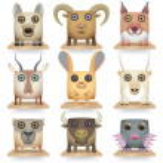 Animals set new4 — Stock Vector #20670085