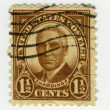 US Stamp — Stock Photo #18460275