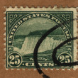 Vintage US stamp — Stock Photo #18550607