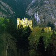 Bavarian castle — Stockfoto