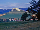 Castle Spis, Slovakia — Stock Photo