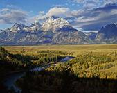 Grand Teton — Stockfoto