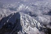 Montañas de los andes — Foto de Stock