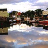 罗弗敦海 — 图库照片
