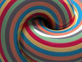 Hypnotic Spiral — Stock Photo