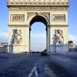 Arc de Triomphe — Stock Photo #12698979