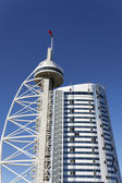 The Vasco da Gama Tower — Stock Photo