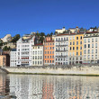 Panoramic view of Lyon — Stock Photo #12852000