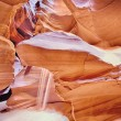 Famous Antelope Canyon — Stock Photo