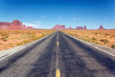 Arizona road — Stock Photo
