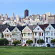 Stock Photo: Famous Alamo square