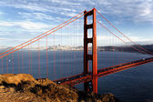 Vista del golden gate bridge — Foto Stock