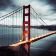 Golden Gate Bridge in San Francisco — Stock Photo #15327899
