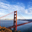 Famous view of Golden Gate Bridge — Stock Photo #15328207
