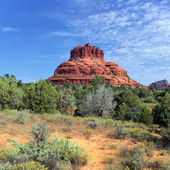 Red rock of Sedona — Stock fotografie