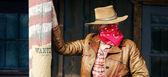 Western movie style — Stock Photo