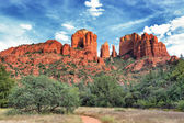 Cathedral Rock — Stock Photo