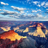 Grand canyon plein — Stockfoto