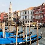 Famous Venice — Stock Photo #17874935