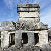De beroemde tempel van de fresco 's — Stockfoto