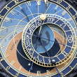 Part of famous zodiacal clock — Stock Photo #18523109
