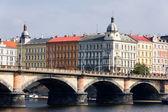 View of Prague district — Stock Photo
