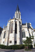 Famous Saint-Georges church in Lyon — Stock Photo