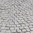 Stock Photo: Panoramic paving stone