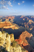 Grand Canyon in morning light — Stock Photo