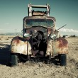 Old destroy truck — Stock Photo #19078127