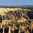 Bryce Canyon square - Stock Photo