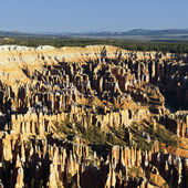 Bryce Canyon square — Stock fotografie