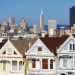 Panoramic view of SFrancisco — ストック写真 #19509995