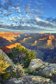 View of famous Grand Canyon — Stock Photo