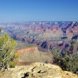 Grand Canyon landscape — Stockfoto