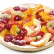 Delicious Fruit tart — Stock Photo