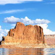 Panoramic Lake Powell — Stock Photo #21805215