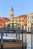 Grand Canal in Venice — Stock fotografie