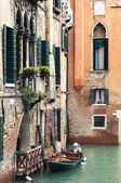 Venice canal — Foto Stock